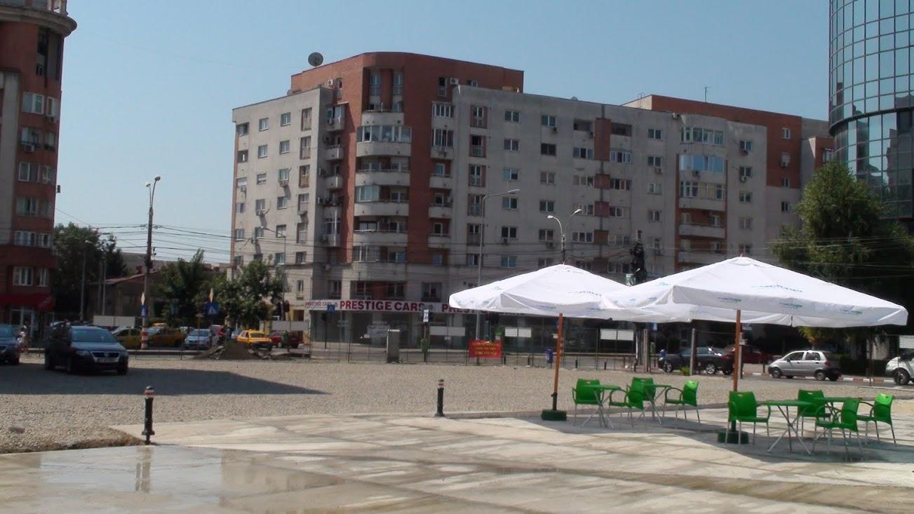 Parcare CityGo, Unirii, Alba Iulia