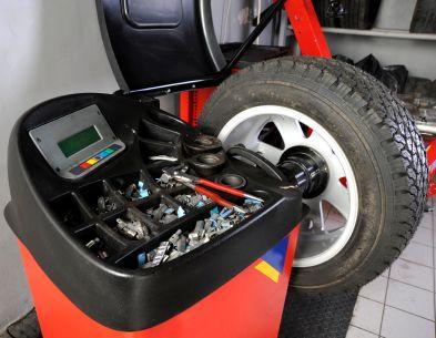 Vulcanizare auto Bucuresti - Echilibrare roti